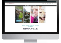 J.R.LIGGET'S Shampoo Bar, New eCommerce site launch 2020